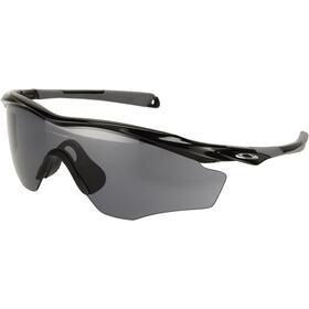 Oakley M2 Frame XL polished black/grey